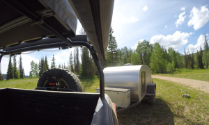 Tundra view Backcountry Trailers