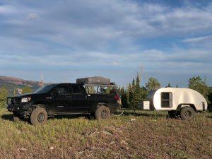 Backcountry Trailers Soapstone Basin